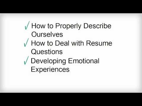 How to Prepare for an Interview new job Pinterest - resume questions