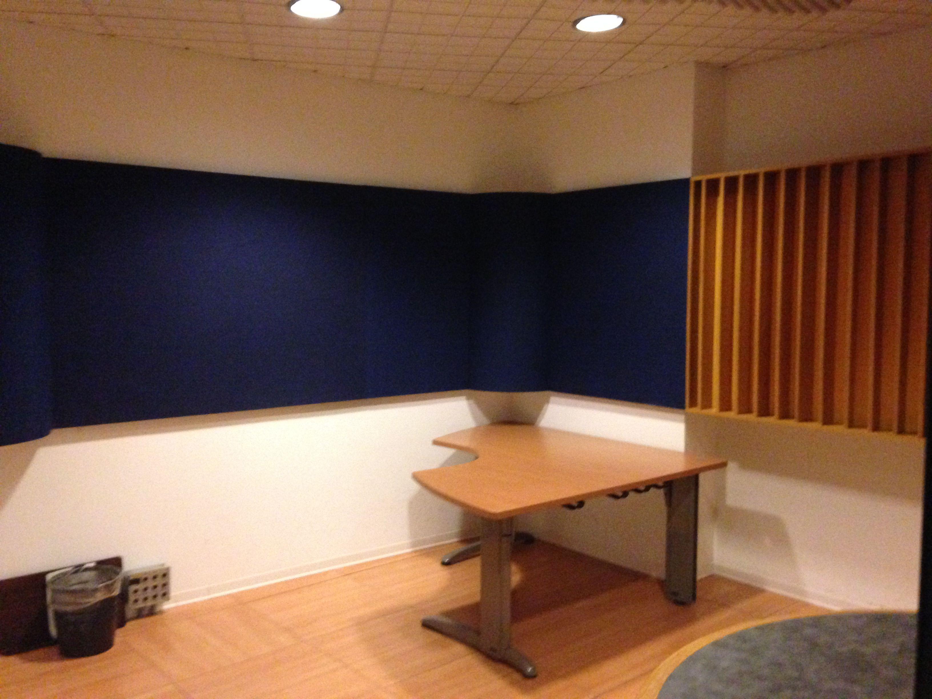 Sala di ripresa audio