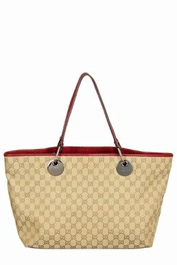 3f171cf4959429 New In: Gucci Logo Canvas Bag - starbags.eu Louis Vuitton Neverfull, New