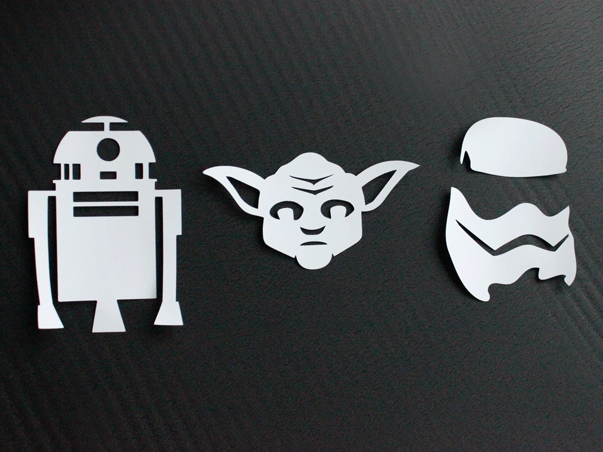 Plotterserie für Star Wars Fans {Freebies | Pinterest | Plotterdatei ...