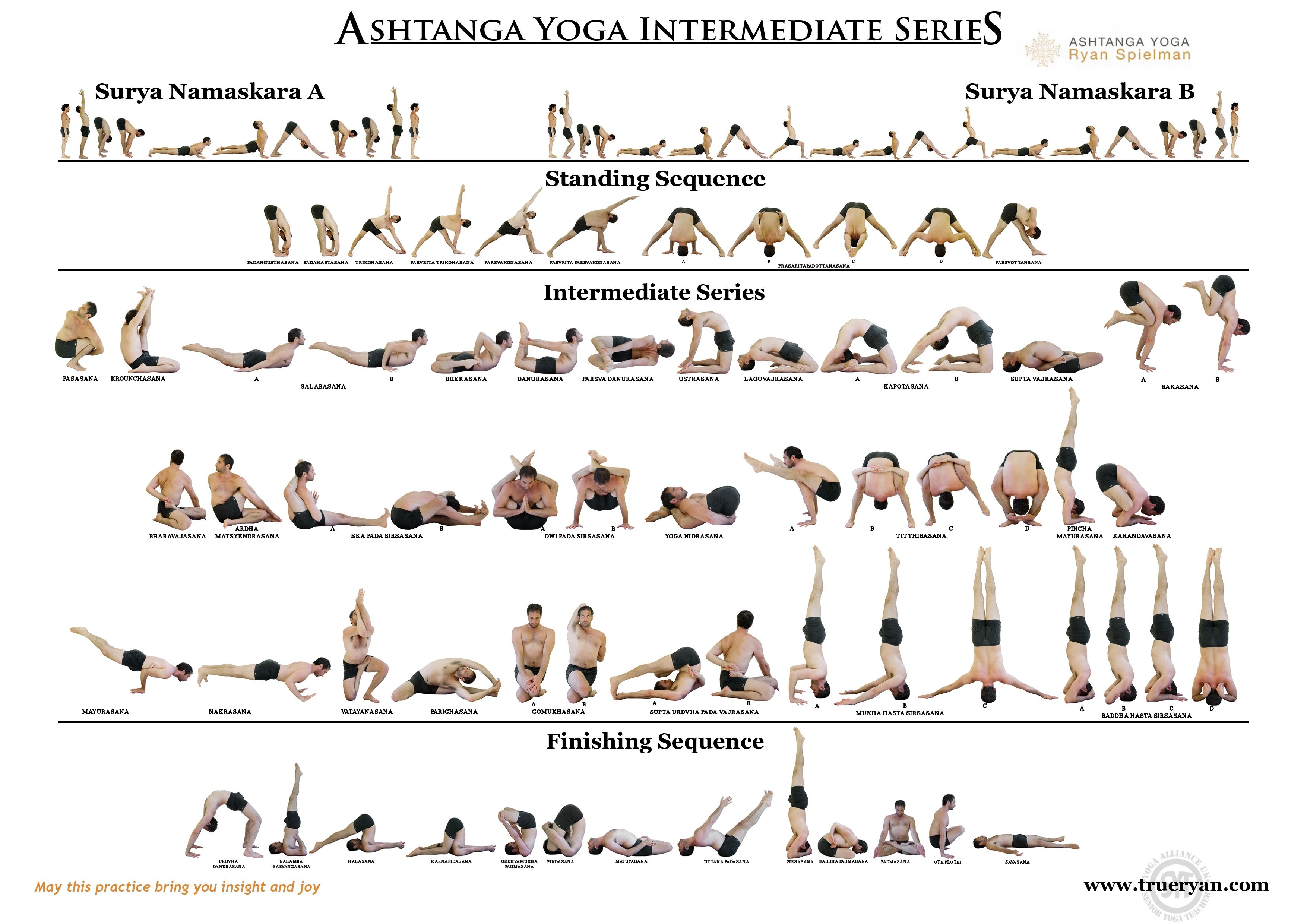 Ashtanga Primary Series Ashtanga Vinyasa Yoga Ashtanga Yoga Vinyasa Yoga