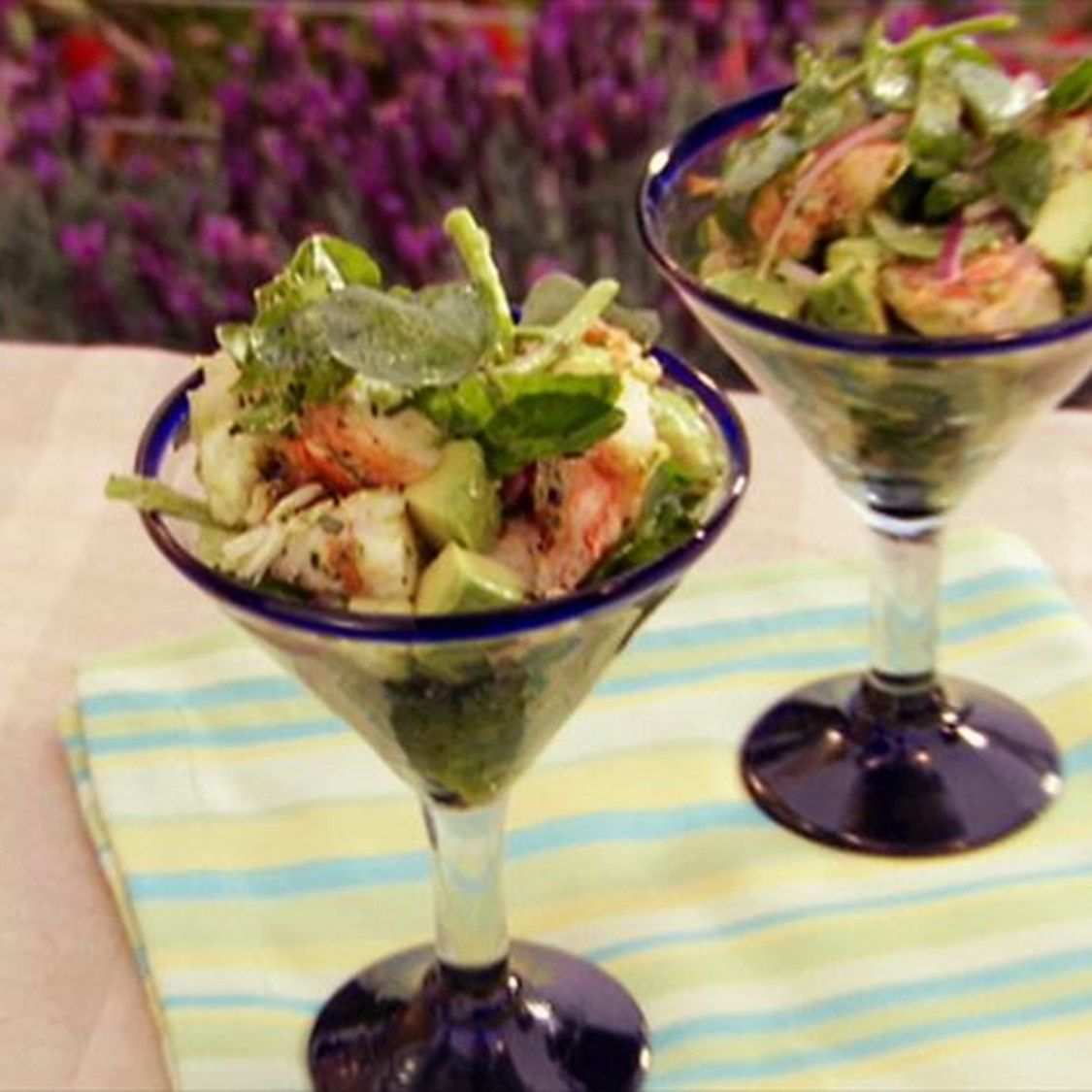Grilled Lobster and Avocado Cocktail Recipe in 2020