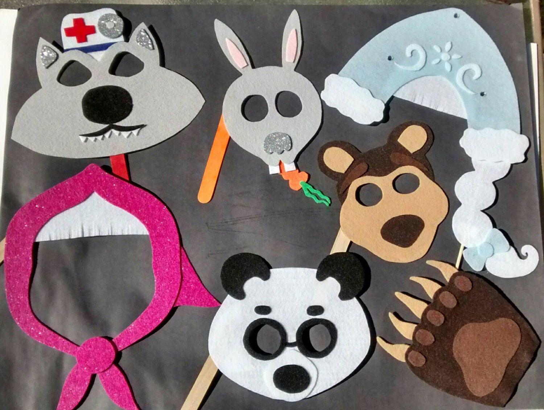 Dibujos Para Colorear De Macha Y El Oso: Cosas Para Dibujar De Macha Y El Oso
