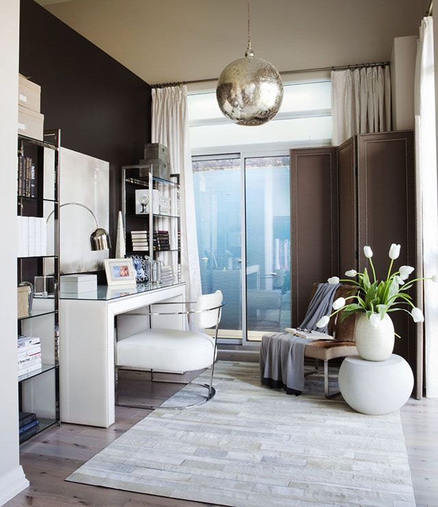Modern Home Office Décor HOME INTERIORS Pinterest Modern
