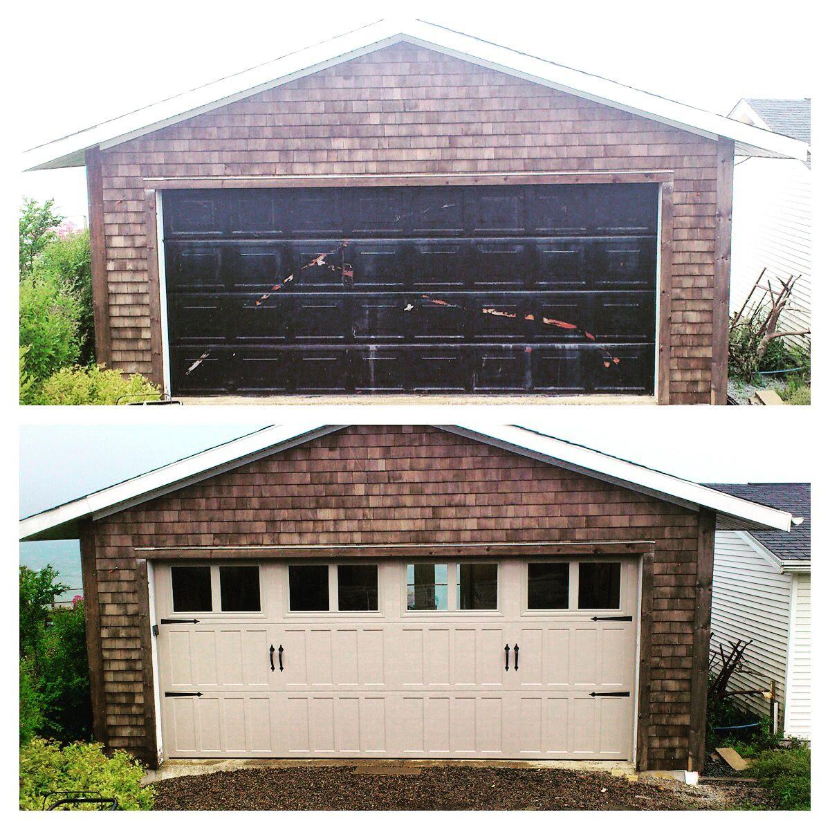 Halifax Garage Doors Garage Door Repair Service Installation And Sales Halifax Nova Scotia Canada Garage Door Design Garage Door Company Door Design