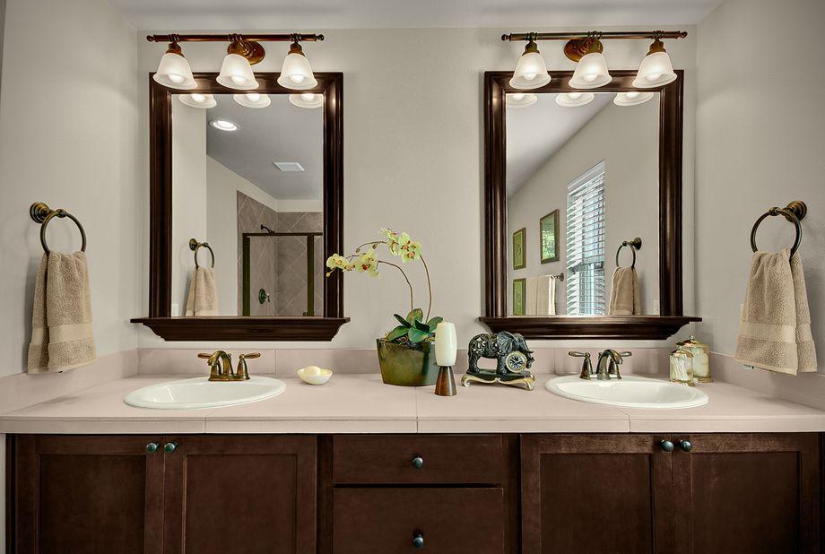 Lakemont Lane Luxury New Homes In Bellevue Wa Bathroom Mirror