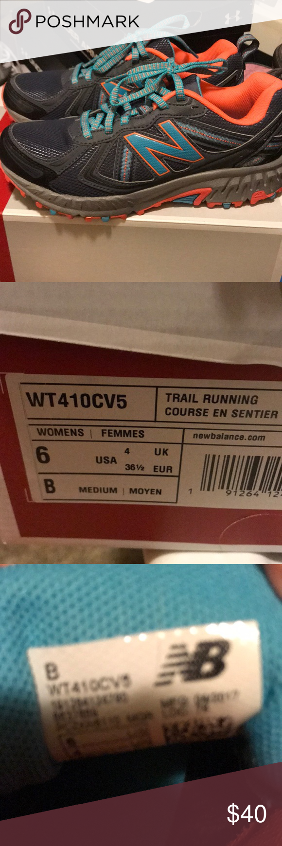 New Balance WT410CV5 Running Shoes in