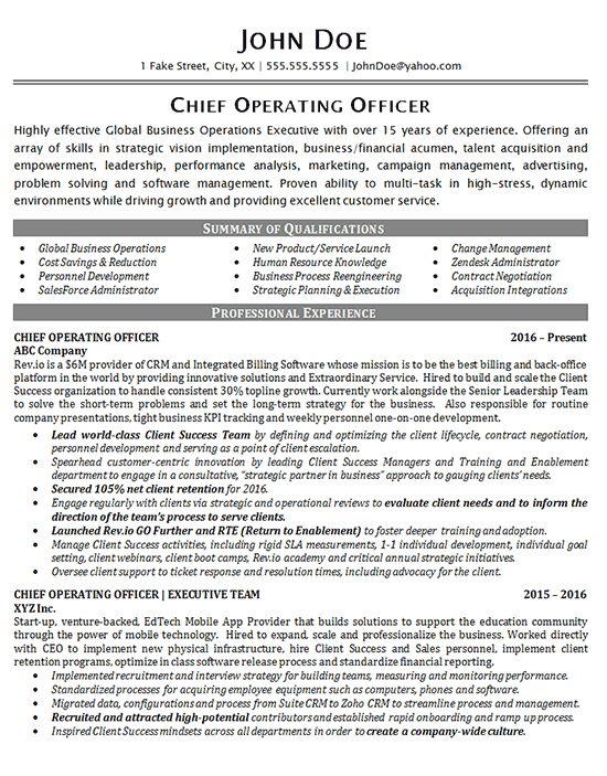 1737 Resume Chief Operating Officer1 I Use To Sell These Resume In A Cafe For 50 00 A Page Chief Operating Officer Chief Marketing Officer Job Resume Samples