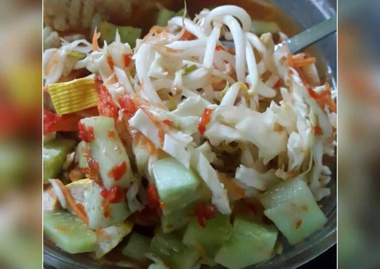 Resep Asinan Sayur Oleh Ajar Ajar Resep Masakan Indonesia Makanan Masakan