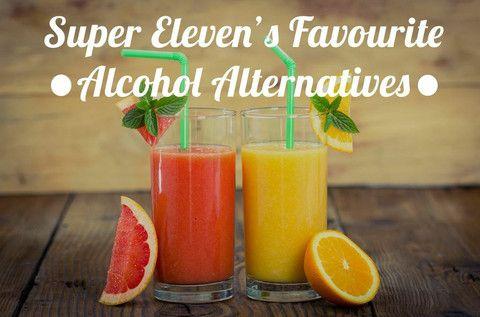 News - Super Eleven Shake  #AlcoholAlternatives #DryJan #Mocktail #Mocktails #alcohol