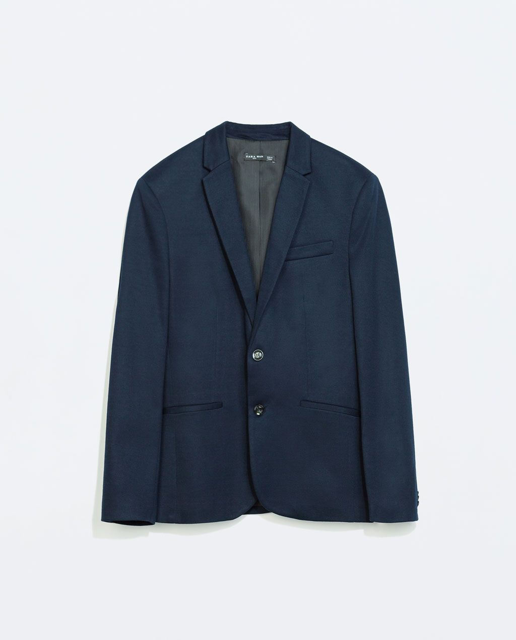 23ca78ccbc ZARA - MAN - BASIC BLAZER | men's fashion | Blazer, Zara man, Mens ...