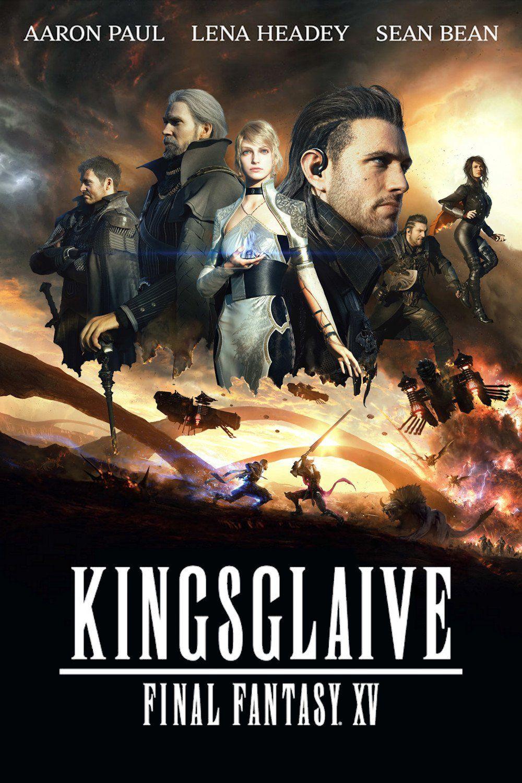 kingsglaive final fantasy xv free online movies