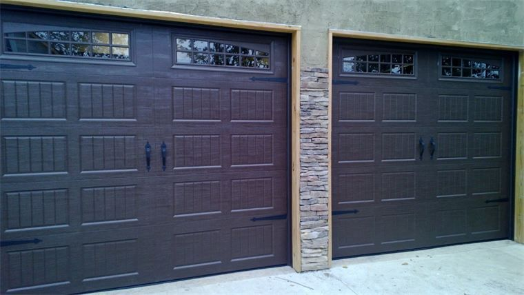 CCM Garage Doors   Home   Arab, AL Amarru0027s Oak Summit In Dark Brown,