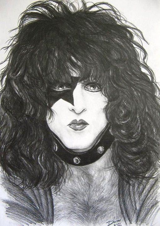 paul stanley kiss cool stuff in 2019 kiss art paul stanley kiss band. Black Bedroom Furniture Sets. Home Design Ideas