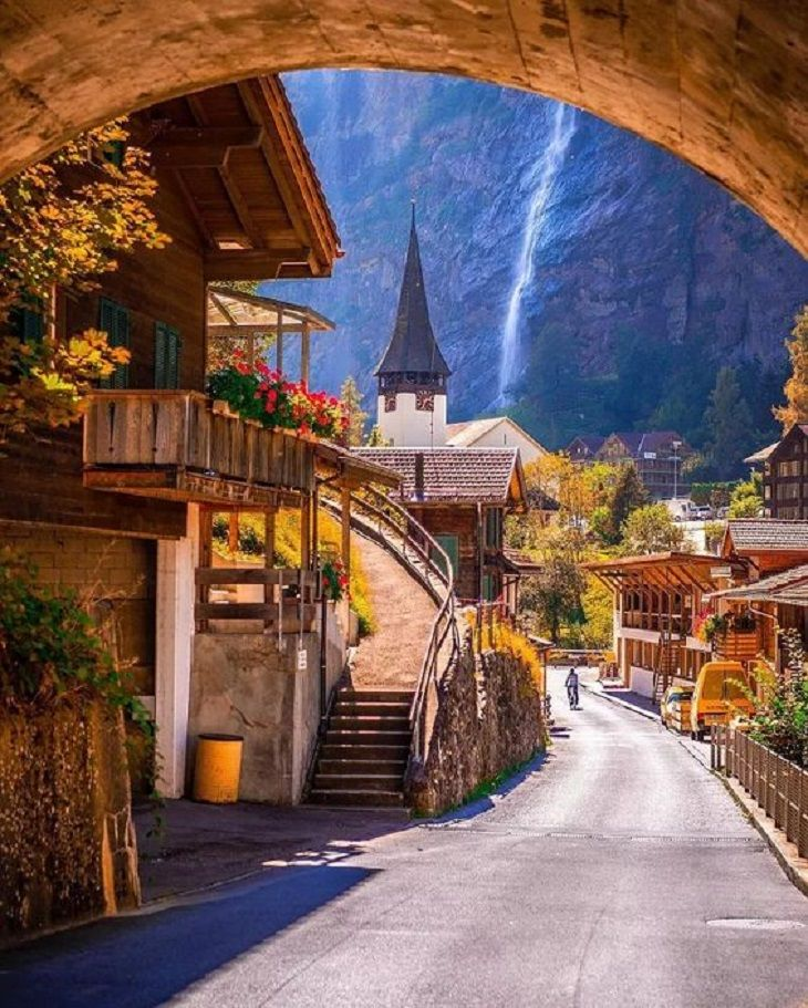 TOP 10 Safest Countries In The World - Top Inspired #beautifulplaces
