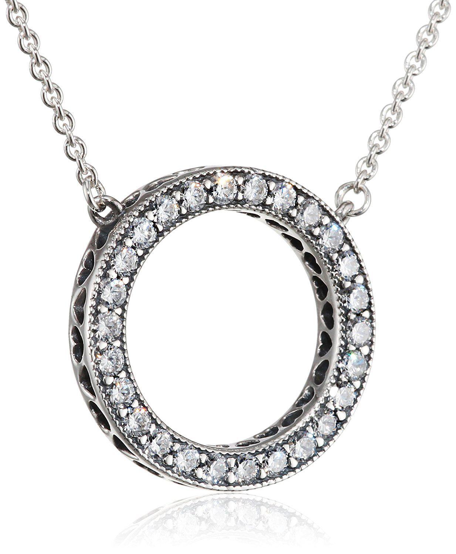 Pandora Women 9 k (375) Silver Accessories OchKtU