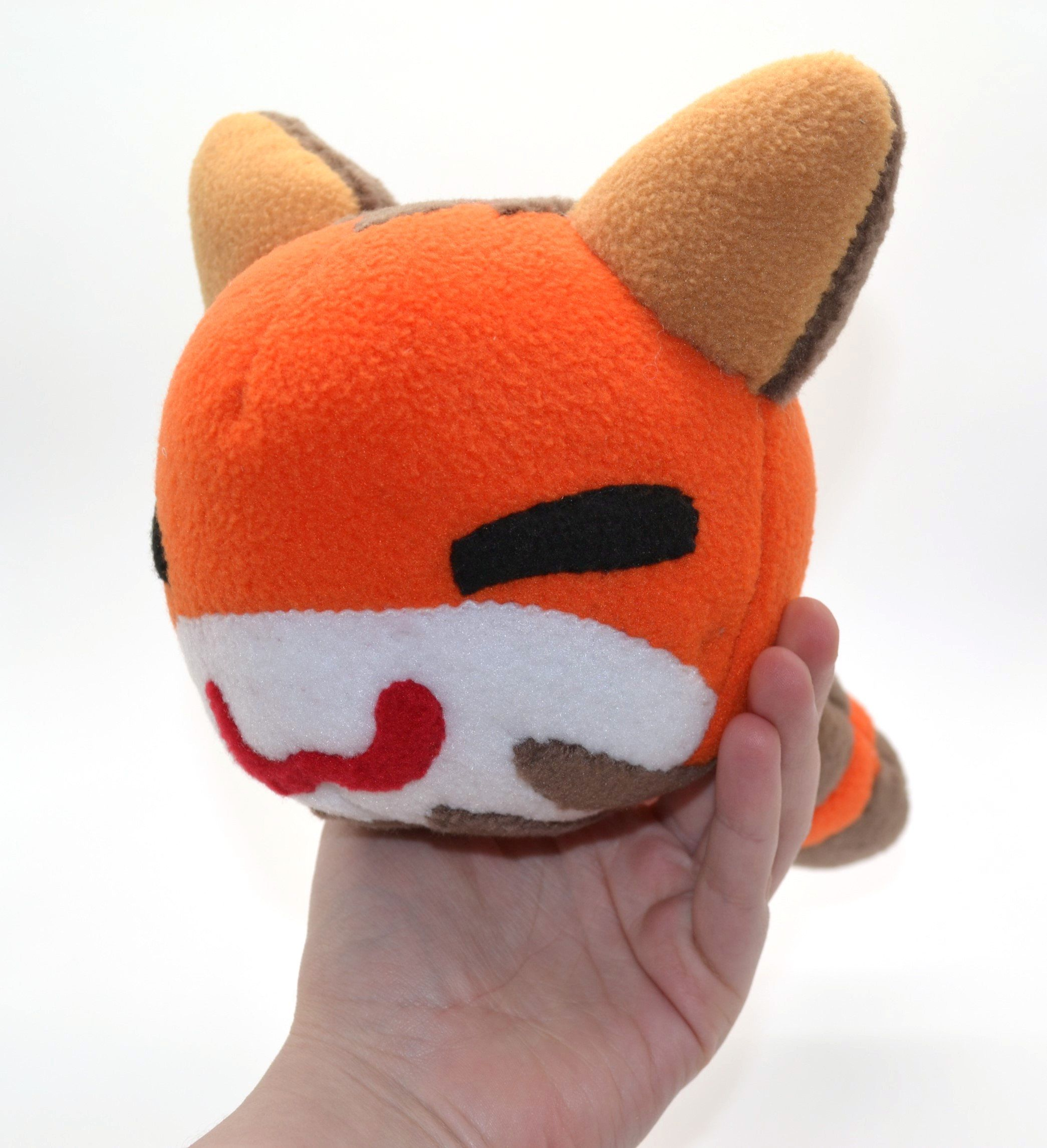 Slime Rancher Christmas 2020 Tiger Tabby Slime Rancher Plush | Etsy in 2020 | Slime rancher