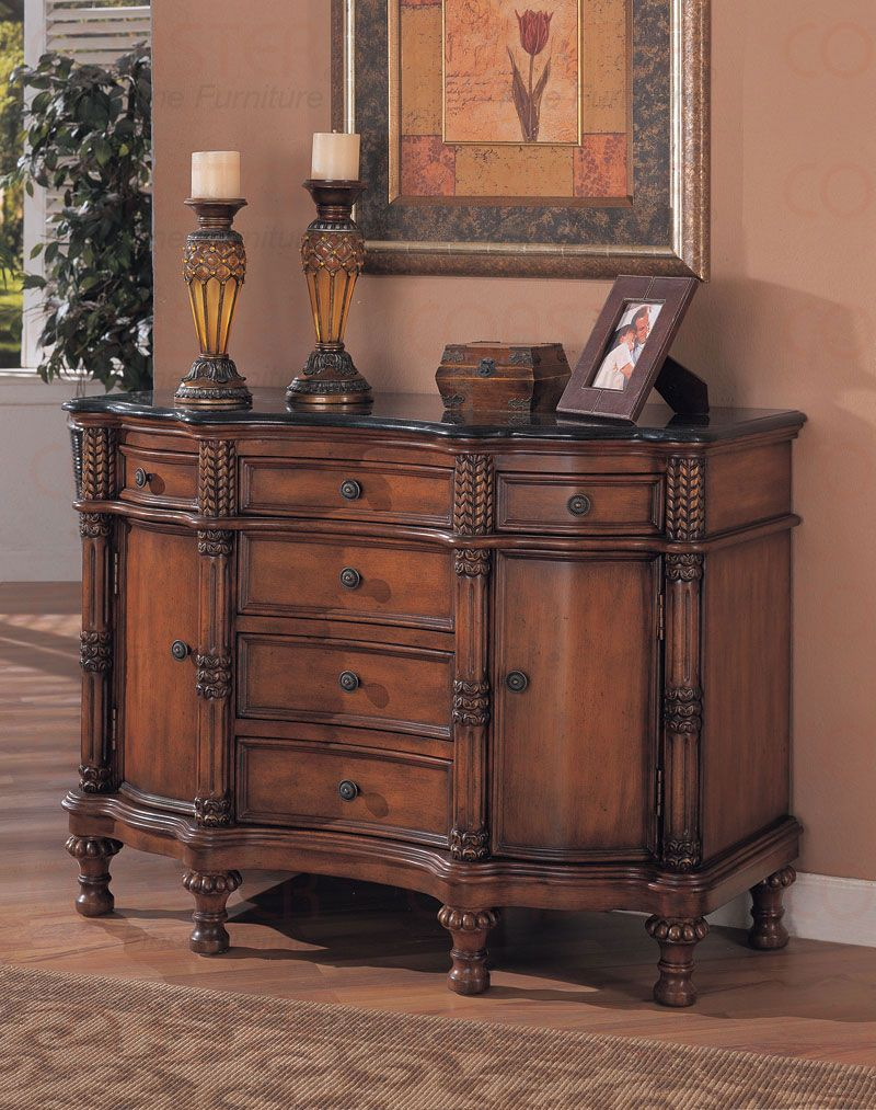 antique oak furniture-this is a beautiful piece.