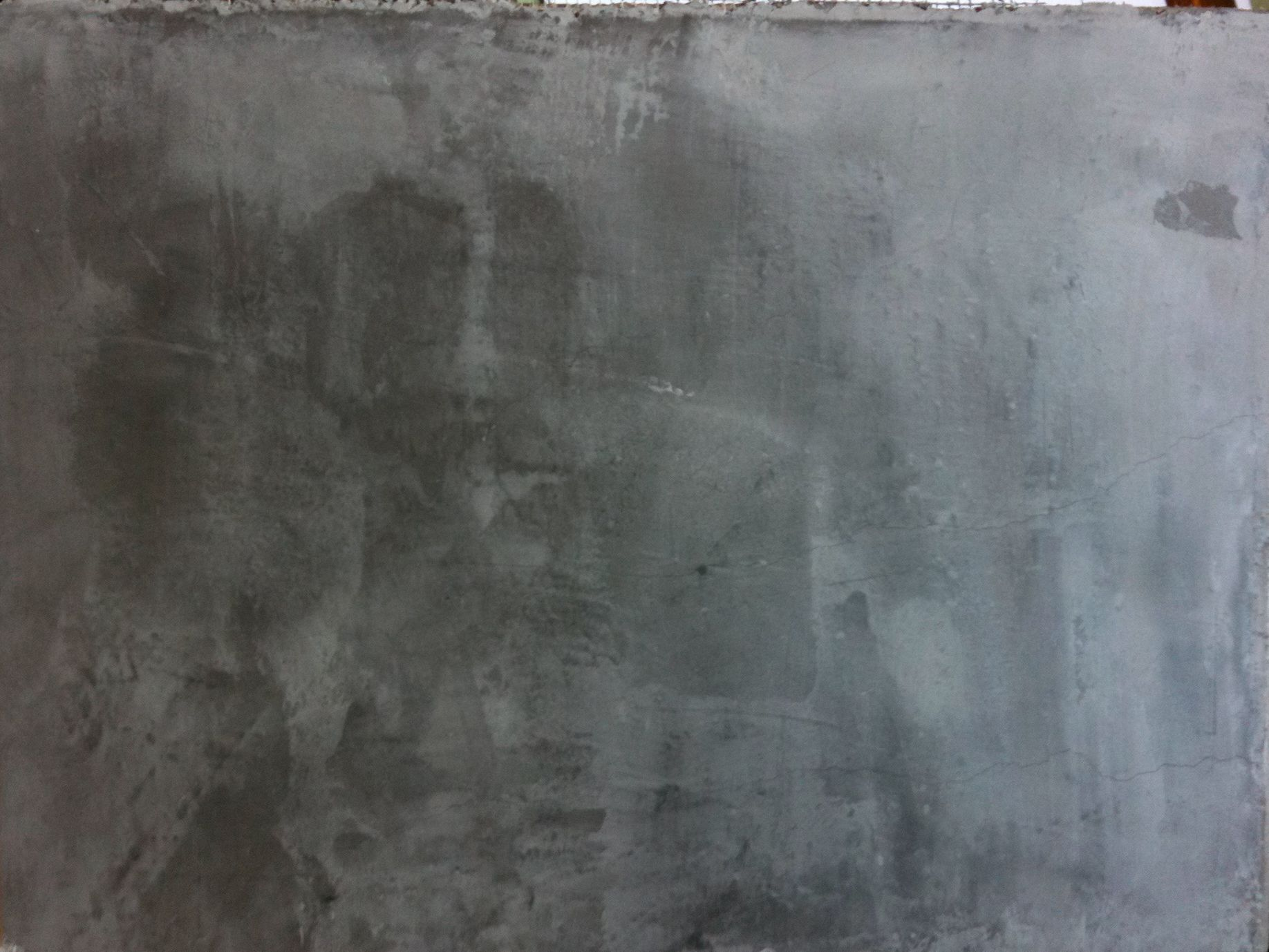 Faux cement walls 2012 lining arts industrial How to finish a concrete wall