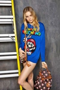 Super Mario by Moschino