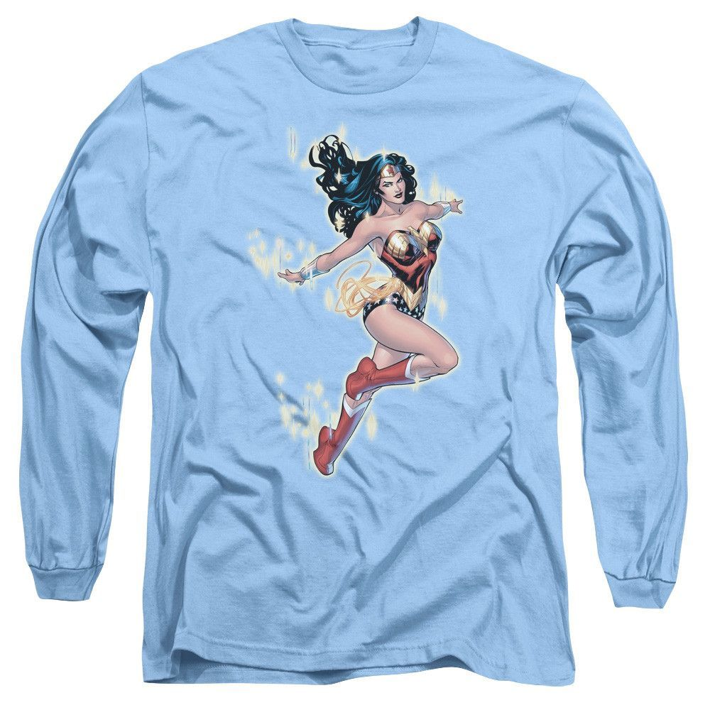 3dda306c Wonder Woman: Simple Wonder Long Sleeve T-Shirt | Pinterest ...