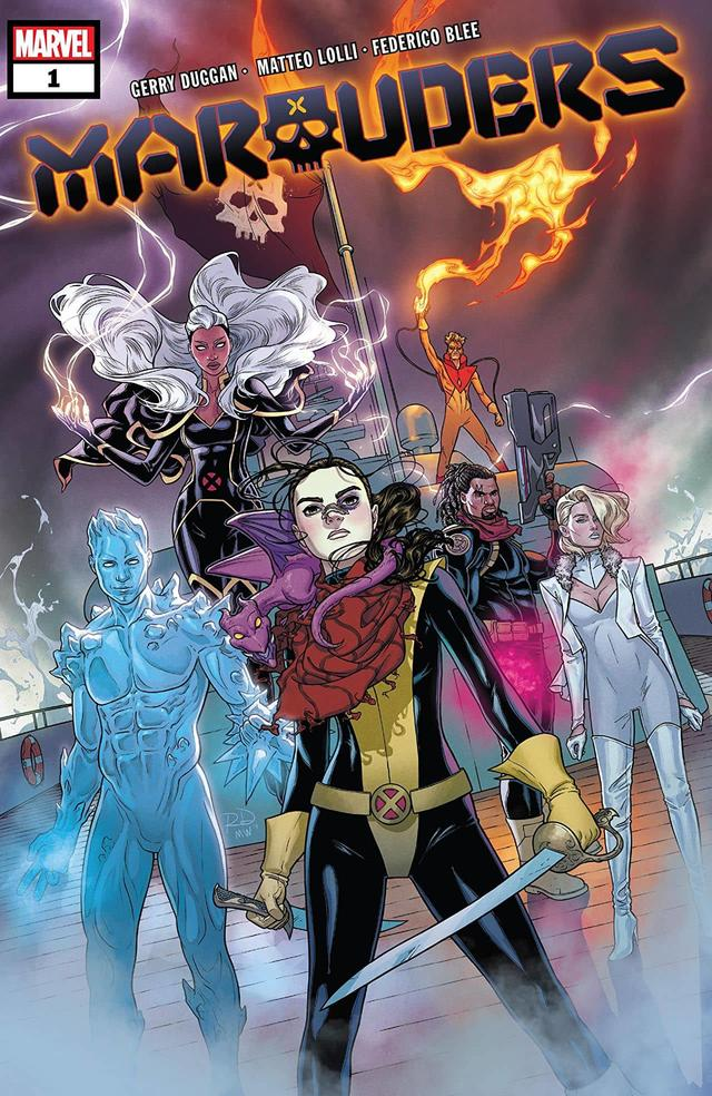 The New Enemy Of The X Men Kitty Pryde Marvel Comics Art Marvel Comics
