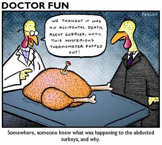 Dirty thanksgiving turkey jokes