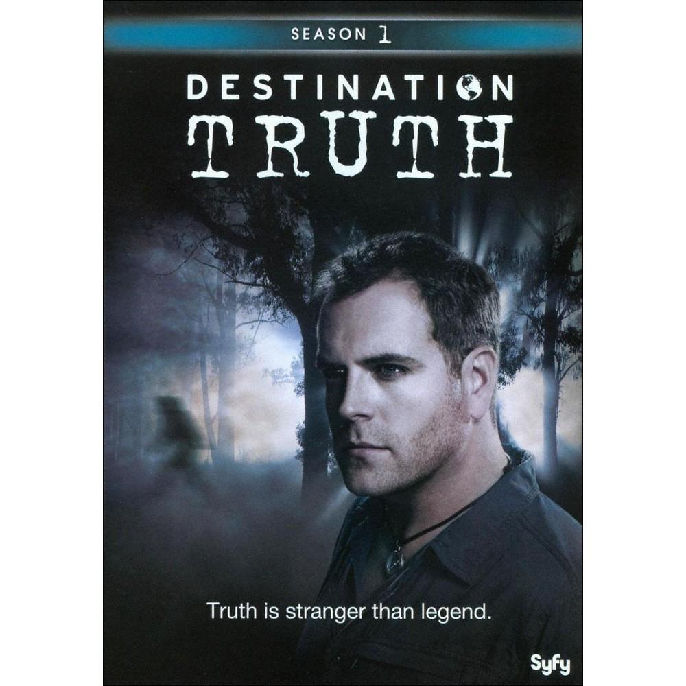 Destination Truth: Season 1 [2 Discs]