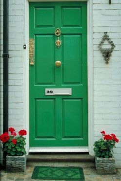 How To Prepare Your Home For Sale A Guide To Staging Green Front Doors Front Door Design Front Door Colors