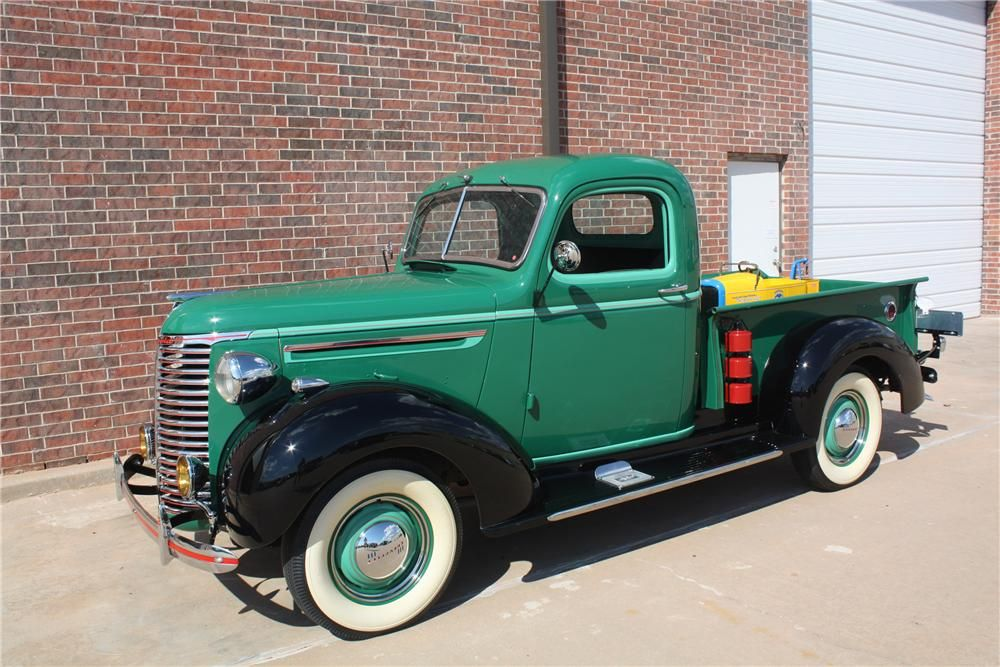 1939 Chevrolet Pickup With Images Chevy Trucks Chevrolet