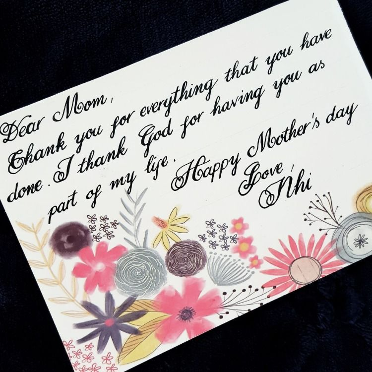 Handwritten Happy Mother S Day Cards Handwritten Happy Father S Day Cards Happy Fathers Day Cards Fathers Day Cards Mothers Day Cards