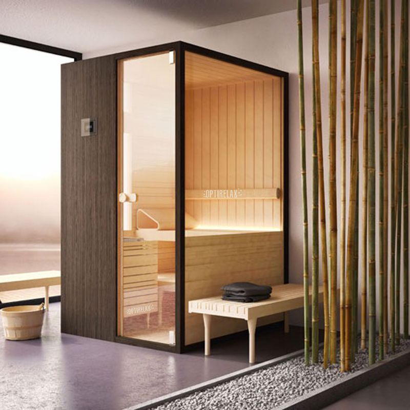 Mini Sauna GS-Minore | Sauna | Pinterest | Badideen, Zuhause und ...