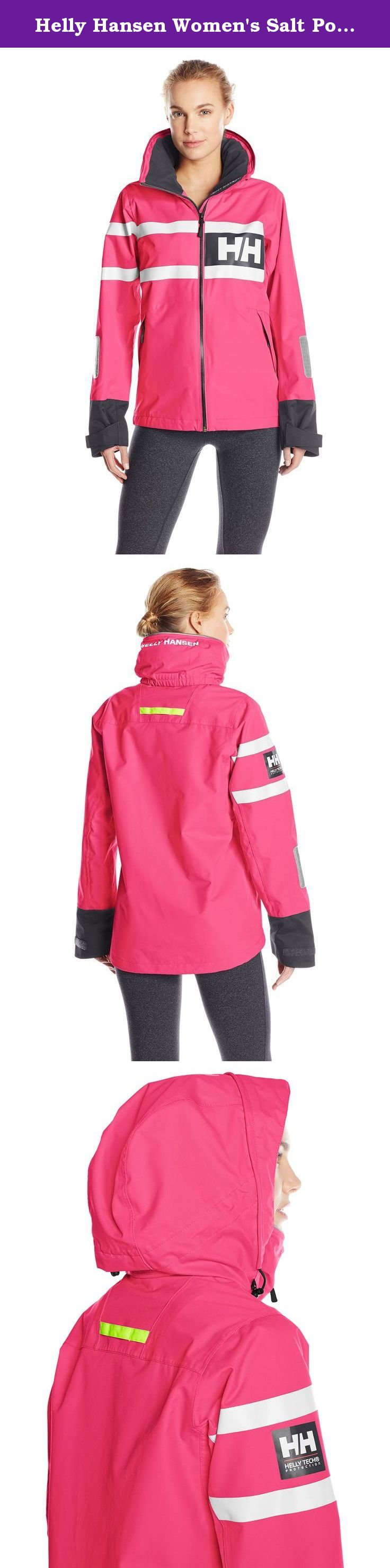 1c3c7f3f2e7 Helly hansen womens salt power jacket magenta small celebrating years jpg  736x2961 Helly hansen coats for