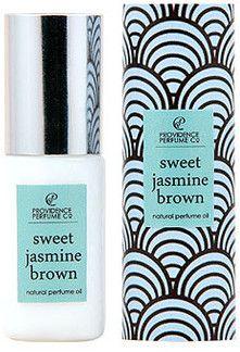*Sweet Jasmine Brown Providence Perfume Co