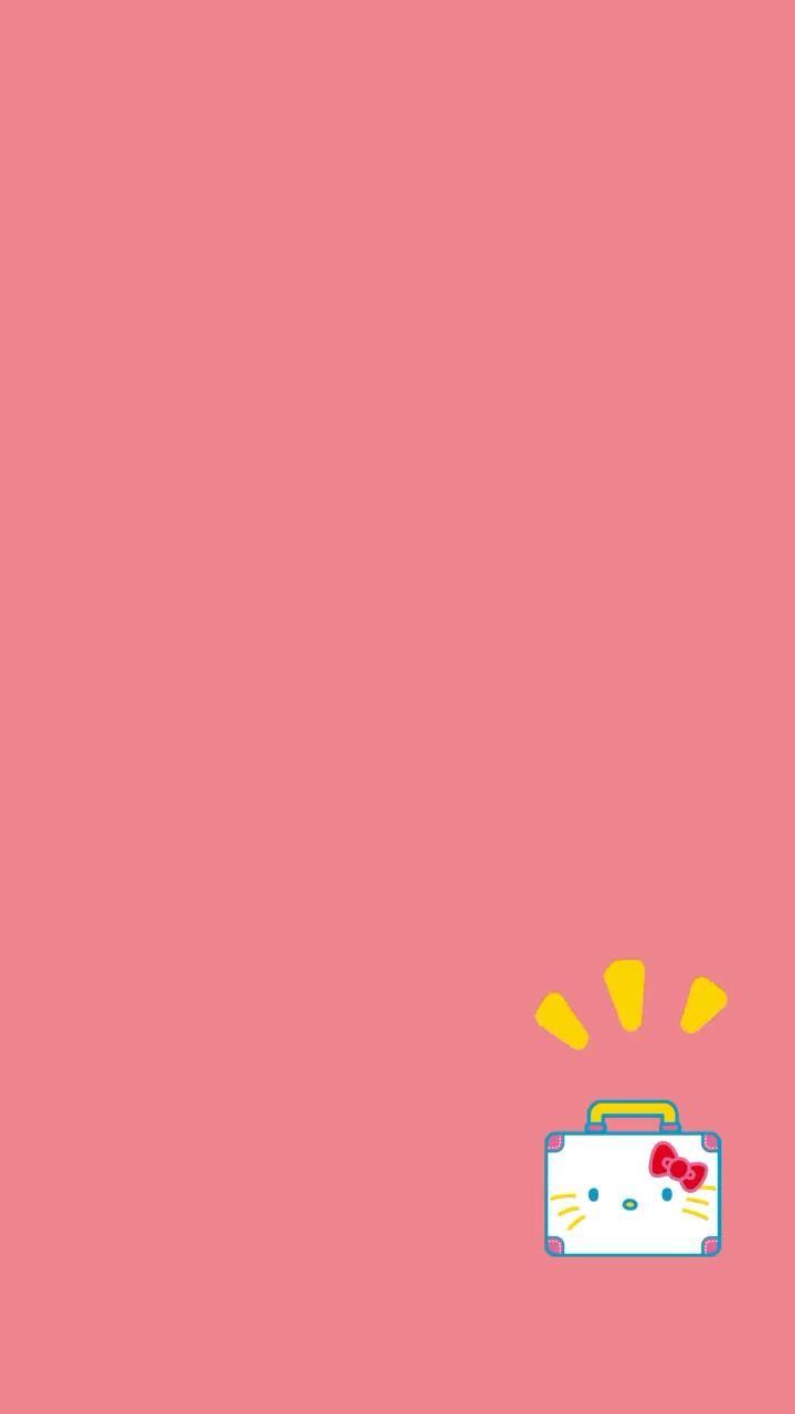 Templates + Gifs Fofos  - Boa viagem Hello Kitty | Carina Brandão Stories 💜