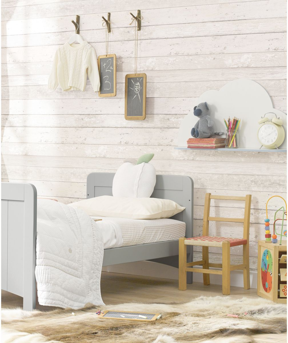 Decorate A Room Adding Finishing Touches: Mothercare Meadow Shelf- Cloud. Add The Finishing Touches