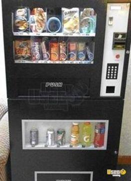 In Virginia Used Genesis Go127 137 Combo Vending Machine
