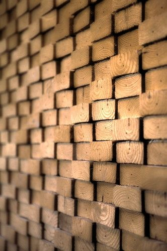 2x4 Art Wall Really Freakin Cool Accent Wall Ends Of