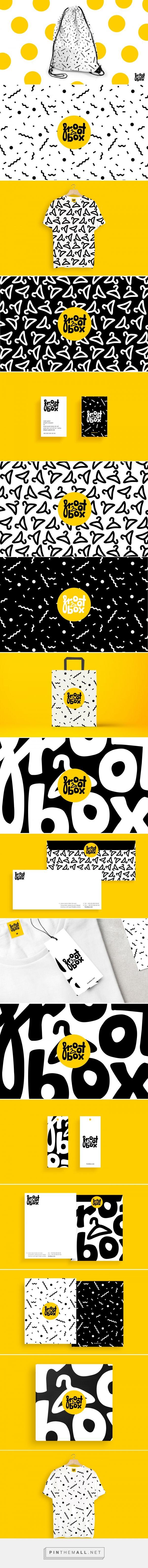 Frootbox Branding By Nuket Guner Corlan Branding Design Graphic