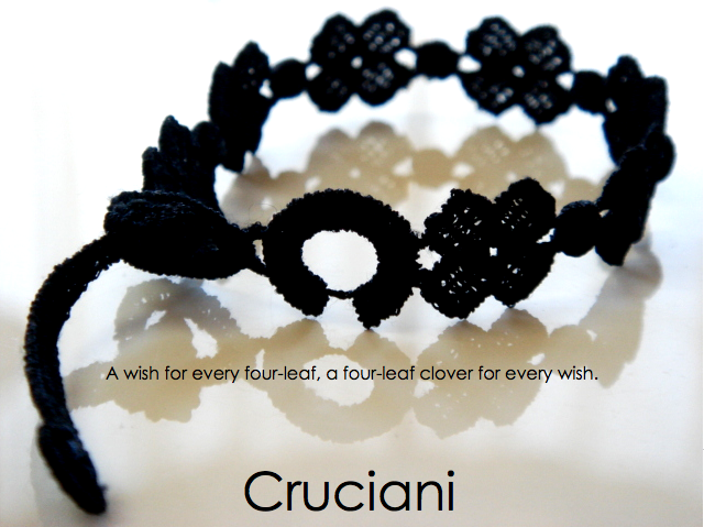 CRUCIANI | ♥ - What Loukia is wearing at the moment