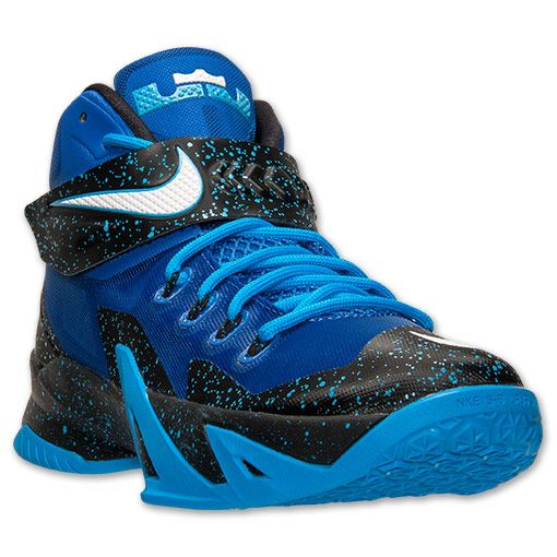 Men's Nike Zoom LeBron Soldier 8 Premium Basketball Shoes