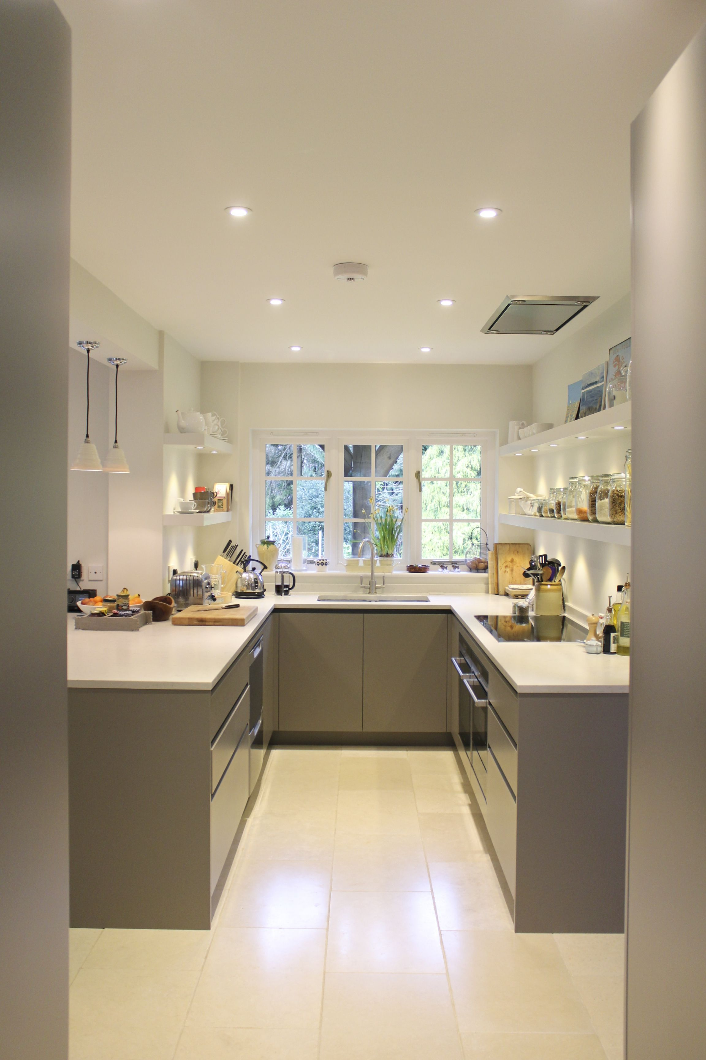 Small Designer Kitchens Gorgeous Small But Perfectly Formed Bespoke Roundhouse Urbo Kitchen Decorating Inspiration
