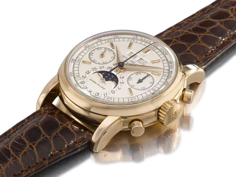 239d3160c The 18 Most Expensive Watches Ever Sold At Auction