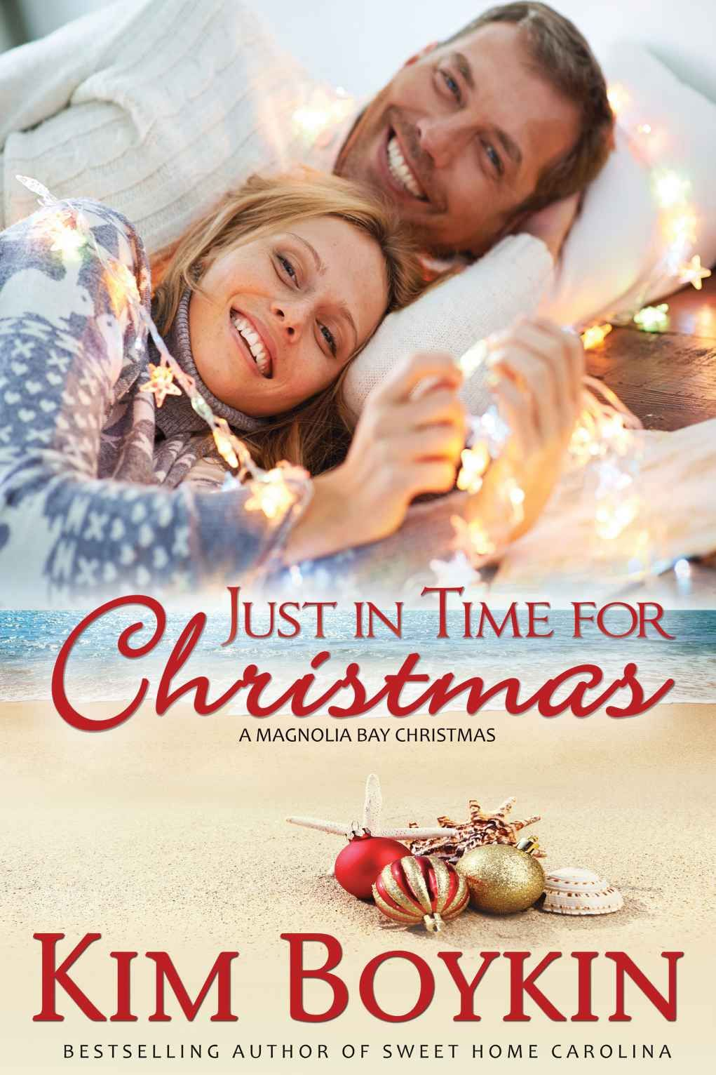 Just in Time for Christmas (Southern Born Christmas Book 2) - Kindle ...