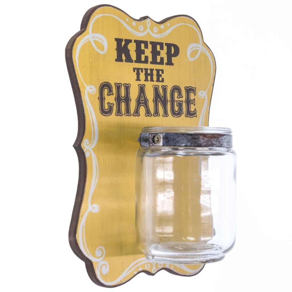 Laundry Wall Plaque Endearing Change Jar Wall Plaque  Collections  Laundry Room  Cracker Design Decoration