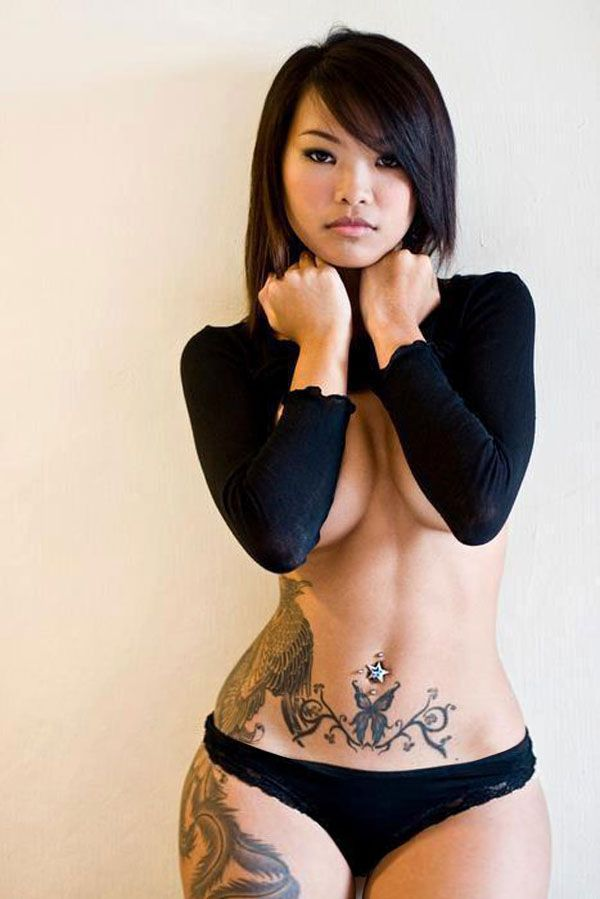 Thick sexy asian girls