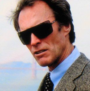 6f65ddeed1 Vintage Gargoyles ANSI sunglasses c 1980. Worn by Dirty Harry aka   ClintEastwood in the 1983 movie Sudden Impact.