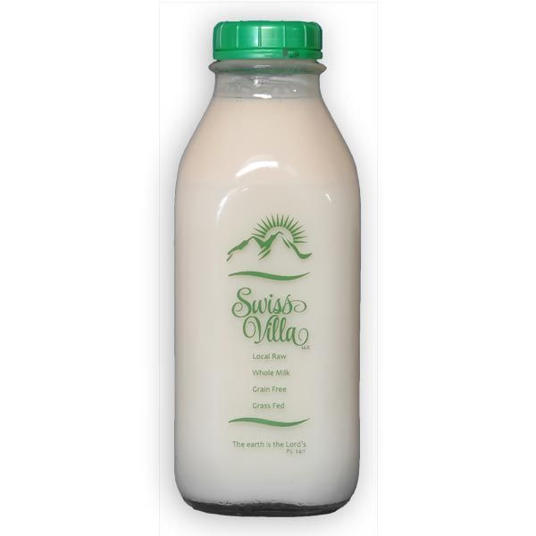 1 Quart Local Raw Whole Cow Milk In A Glass Jar 100 Grass Fed Organically Farmed Grain Free Gmo Free Soy Free From H Milk Cow Feeding Raw Raw Milk