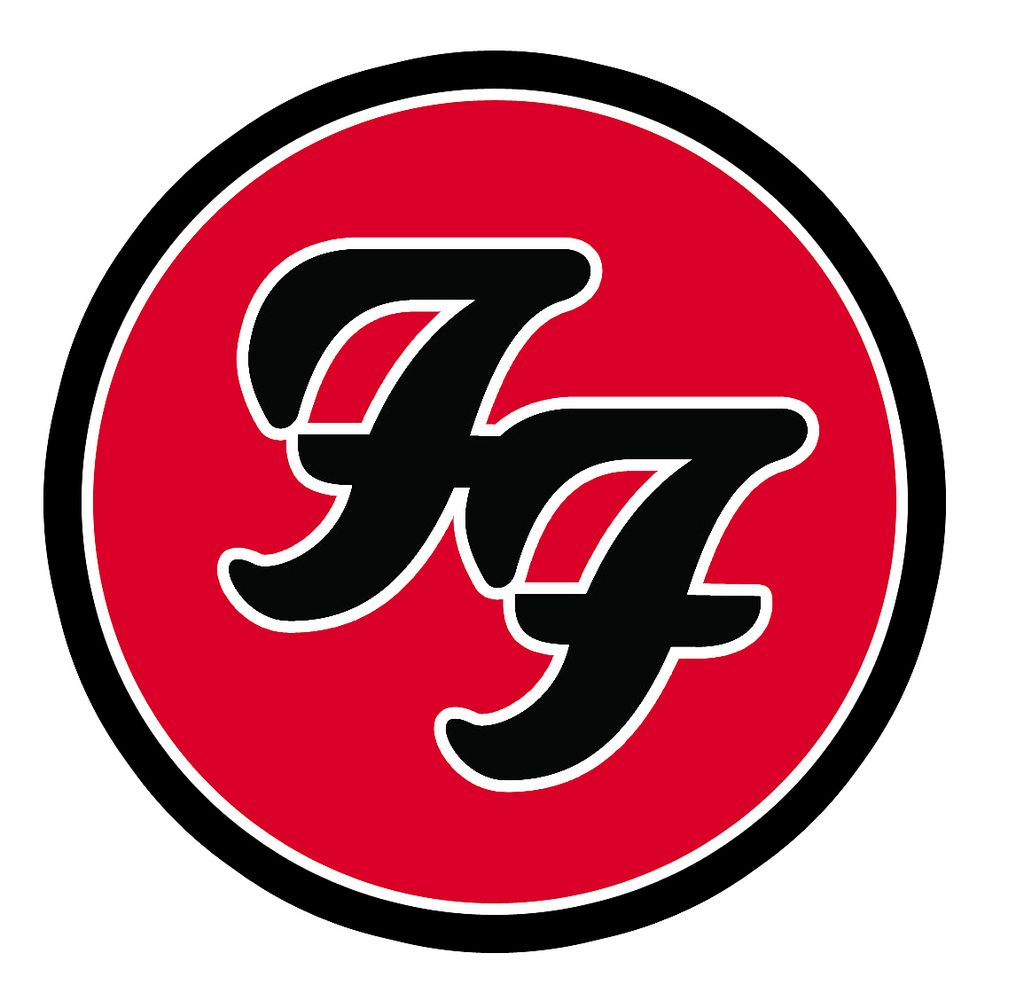 Ff Logo Foo Fighters Art Foo Fighters Tattoo Foo Fighters