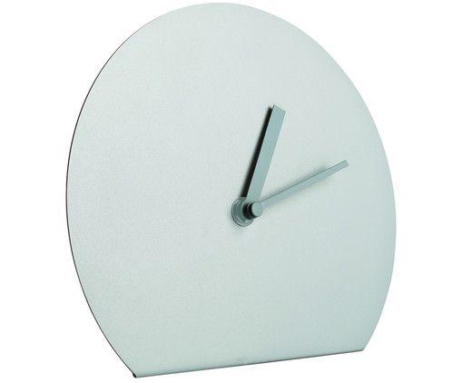 Design Tischuhr tischuhr steel clock clocks and steel